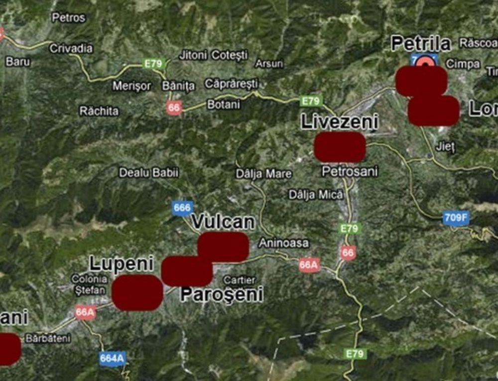 Valea Jiului Destinaţie Ecoturistică. Uricani – oraşul cu sute de obiective turistice