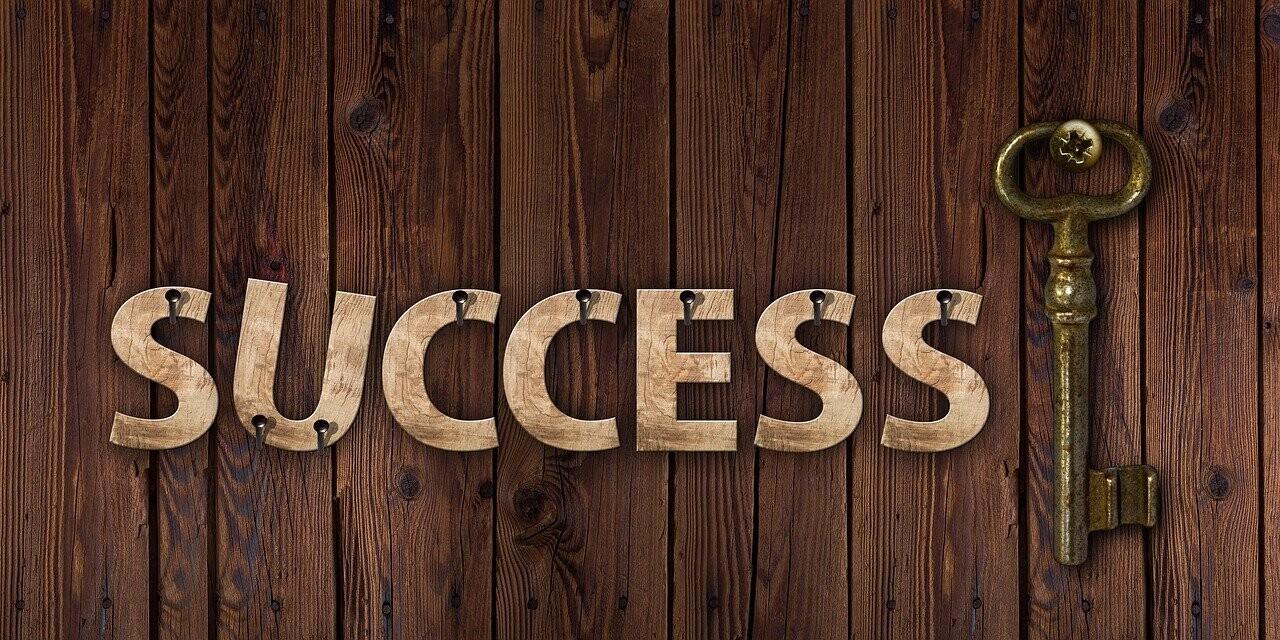 calaea unei afaceri de succes